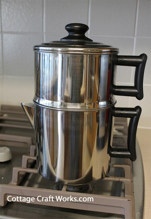 Old Fashioned Drip Coffee Maker