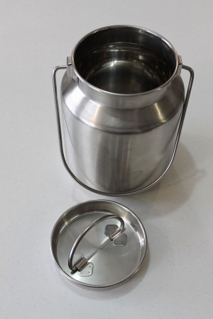 Gallon Stainless Steel Milk Jug