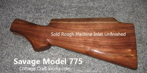 Savage Model 775 Replacement Stock