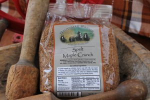 Amish Homemade Spelt Maple Grate Nuts 12 lbs