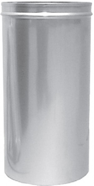 White Mountain Stainless Steel Can