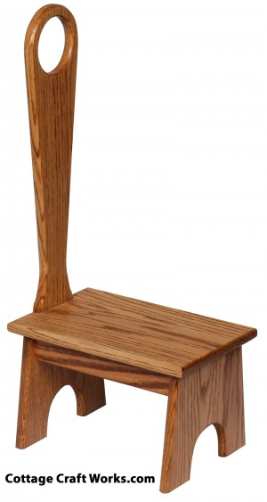 Kid's Time Out Stool |  A Stool for Little People