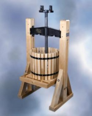 Sustainable Living Homstead Wine Press