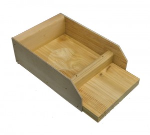 T-14   Pull-Out Wooden Bowl Nesting Trays   14PK