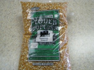 Yoder Tiny Tender™ Exclusive Popcorn